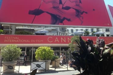Cannes film festival Palace