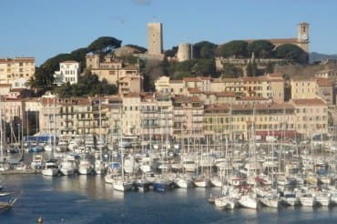 Cannes Le Suquet