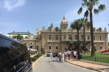 Shore excursions from port of Monte Carlo Monaco