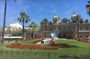 Monte Carlo Casino sqhare