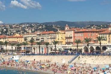 Shore excursions from port of Nice or from port of Villefranche