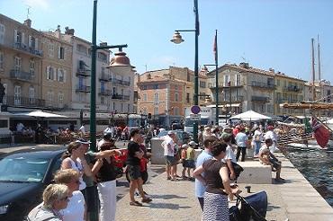 St Tropez port1